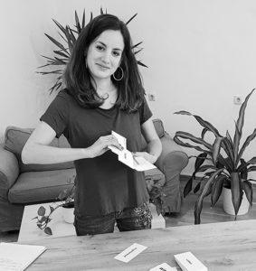 Carmen Außerhuber Card Sorting